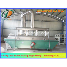 ZLG 9x1.5 vibrating fluidized bed dryer